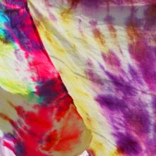 Bright Colours 'Bottle Free' 5 T-shirt Tie Dye Kit